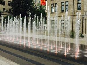 q fountains