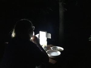 Q judy camping